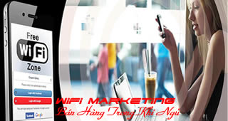 Wifi Marketing - Wifi Sự Kiện